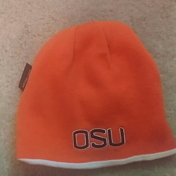 0af5caad9a9 Adidas Accessories - Oregon State University Beanie hat
