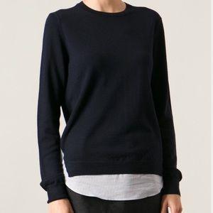 Vince wool/yak sweater