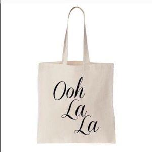 """""""Ooh La La"""" tote"""