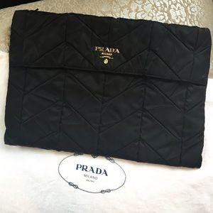 prada saffiano lux tote sale - Prada quilted bag on Poshmark