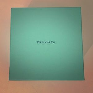 Tiffany & Co Box