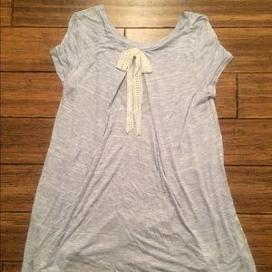 Tops - Bow Tie Back Tunic