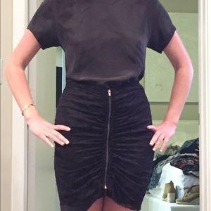 Theory zip dress