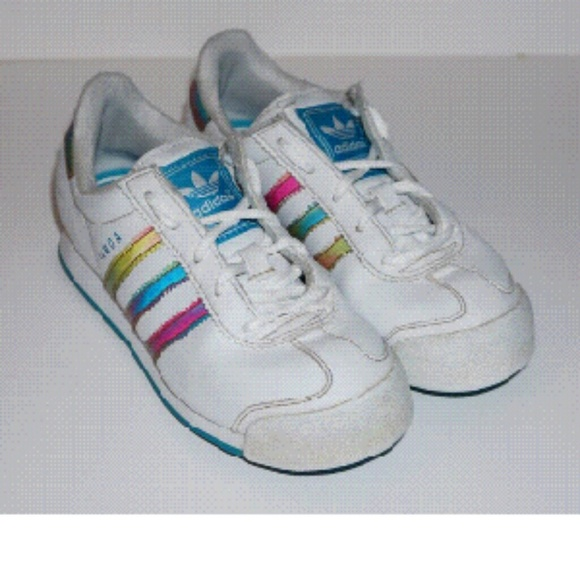 adidas trainers for girls size 2