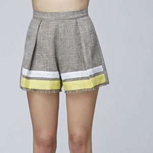 Nwt, SML High waisted dress shorts