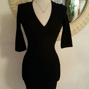 Vince  Dresses - Vince black dress