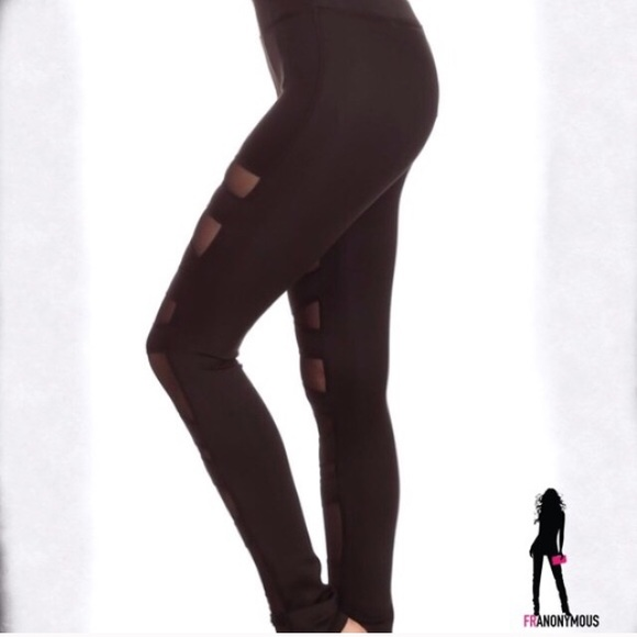 15% off Electric Yoga Pants - HP🎉Ballerina Wrap Yoga Pants XL ...