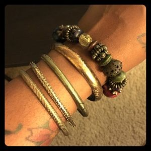 Jewelry - B2G1FREE 50 Shades of Gold Bundle