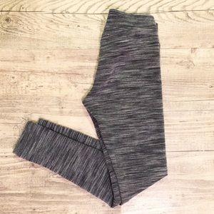 Lou & Grey Pants - LOU + GREY Abstract Navy Lounge Leggings