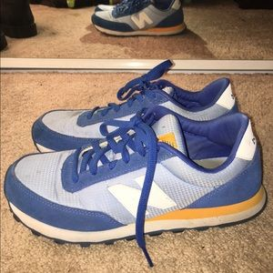 New balance 501 shoes! 💙💛