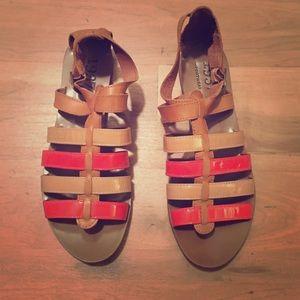 MADEWELL Gladiator sandals size 7