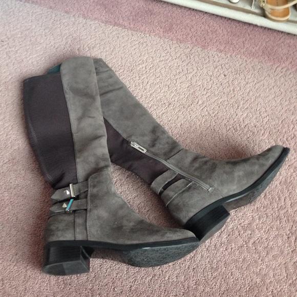 Size 5.5 Ivanka Trump Riding Boots