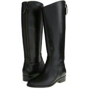 black cole haan riding boots on Poshmark