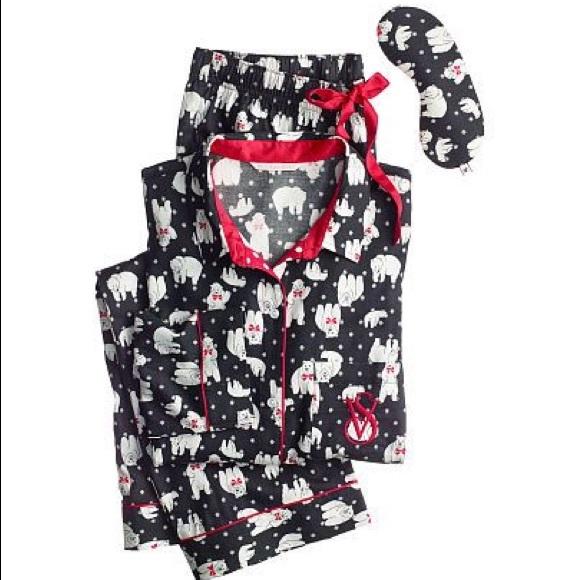 b156bbcdcfcb Victoria's Secret Intimates & Sleepwear | New Victorias Secret Polar ...