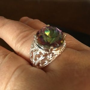 Jewelry - Mystic Topaz Ring