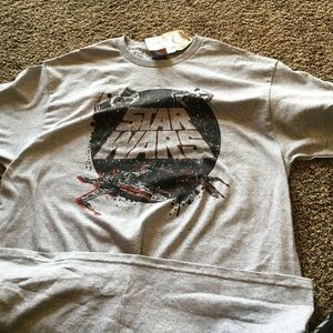 Brand new Star Wars shirt never worn with tags