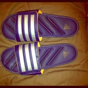 Adidas Fitfoam slides