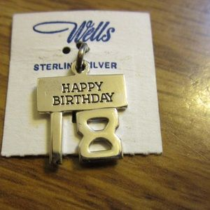 Wells Jewelry - Sterling Silver Charm/ Pendant