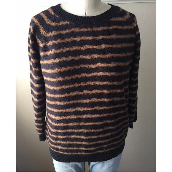 \u203c️last price before donation\u203c️ bdg striped sweater