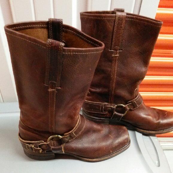Frye Men's 'Harness 12R Antique Vintage' Boot TbDRvR
