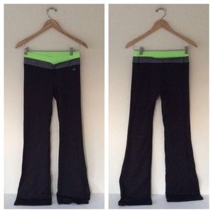 Victoria's Secret VSX Sexy Workout Pants black S