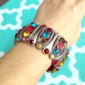 Lovely silver bracelet