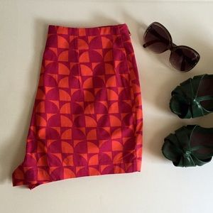 Brand New High waisted colorful shorts