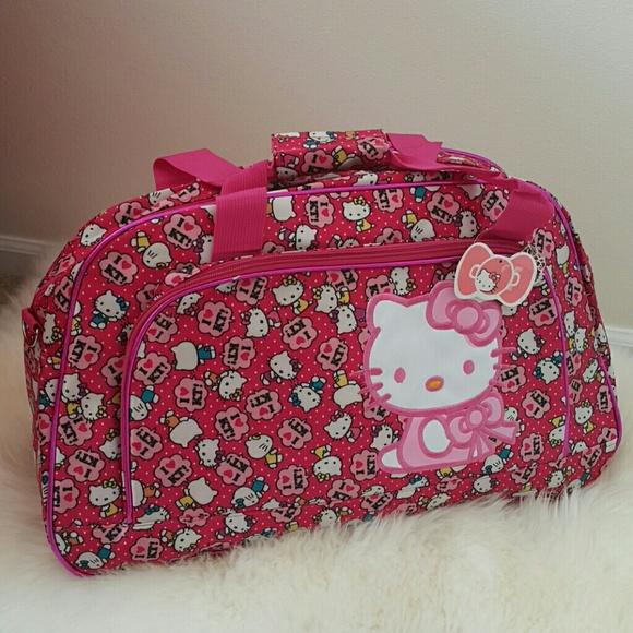 e3459c25c1 🎊SALE🎊Hello Kitty Travel Bag