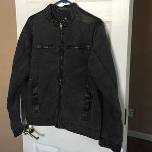 Jackets & Blazers - Helix biker jacket