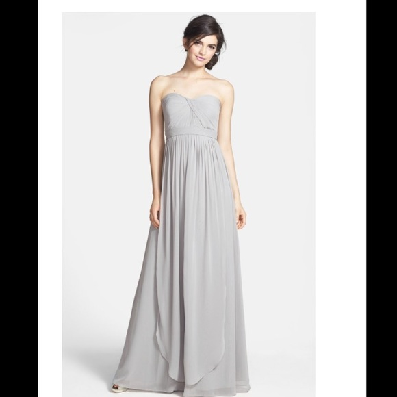 Jenny Yoo Dresses | Aidan Convertible Bridesmaid Dress 0 | Poshmark