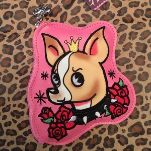 Fluff Other - Chihuahua Coin Purse