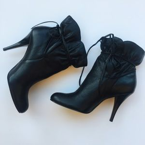 Calvin Klein ankle booties