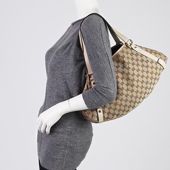 Gucci Handbags - Gucci monogram abbey shoulder bag