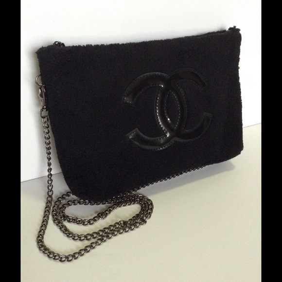 CHANEL Handbags - Chanel Precision beaute crossbody bag VIP gift f71ebeb501045