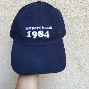 "Brandy Melville Accessories - Brandy Melville ""Newport beach"" Katherine cap"