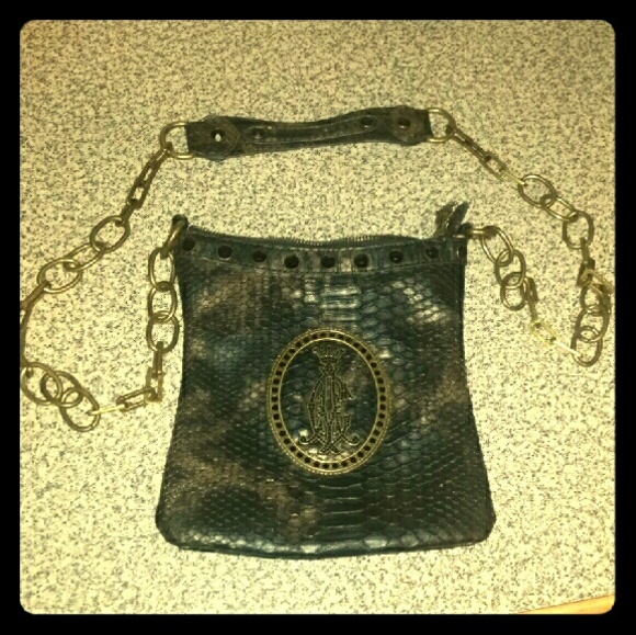 2f0b8a8357bd 👑SALE👑 Christian Audigier bag Brand New 👑👑