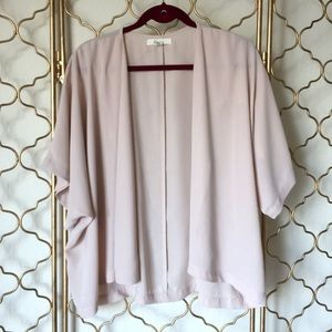 XXI Pink Duster Jacket