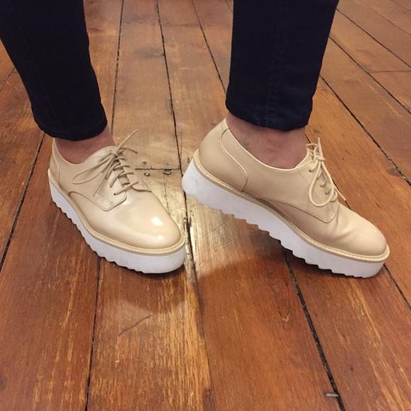 Zara Shoes   Zara Collection Flatform