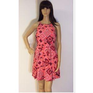 Emerald Sundae Dresses & Skirts - AZTEC PRINT DRESS MULTIPLE SIZES