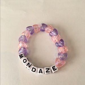 Mondaze Kawaii/Pastel/Fairy Kei/Ravecandy bracelet