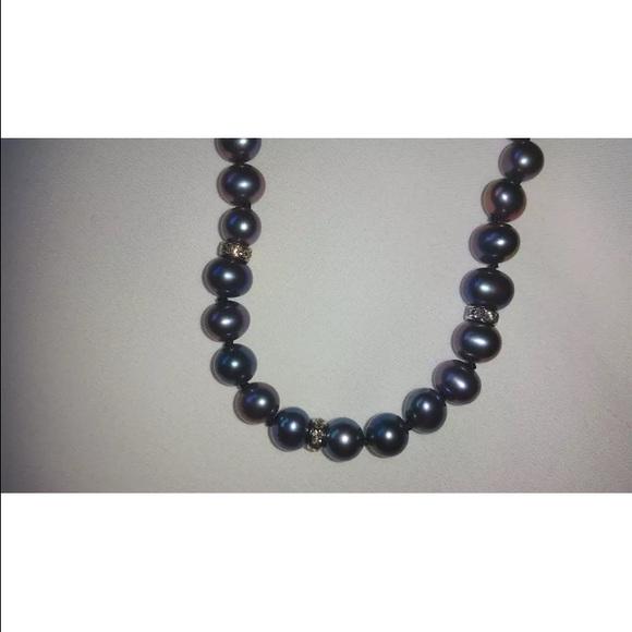 54% off Danbury Mint Jewelry - Moonlight Kiss Pearl Set ...