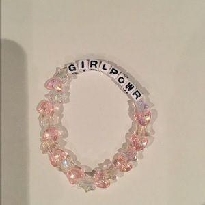 Girl Power Kawaii/Pastel/Fairy Kei Bracelet