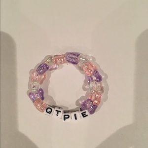 Cutie Pie Kawaii/Fairy Kei/Pastel Bracelet