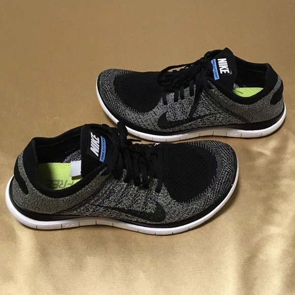 Nike Shoes Free 40 Flyknit Athletic Running Sneakers Poshmark