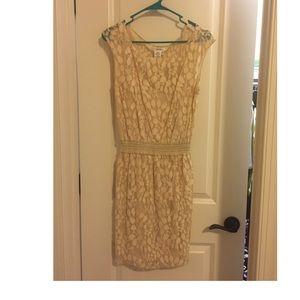 10 Crosby Derek Lam Dresses & Skirts - Sophie Max off white / cream dress