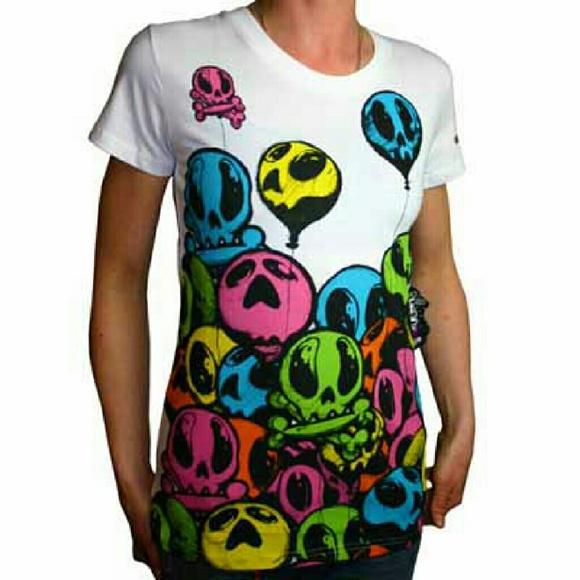 05dff55cd4aa Iron Fist Tops - Iron First - 99 Dead Balloons T-Shirt