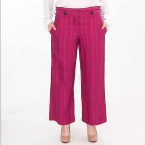 Marc Jacobs Pink Cropped Pants