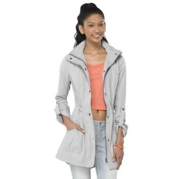 58% off Mossimo Supply Co. Jackets & Blazers - Mossimo | Rain Gray ...