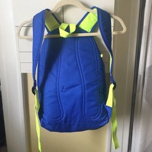 45db0ac0d9 Buy nike backpack blue and green