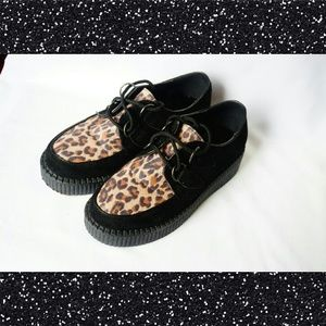 Shoes - T.U.K./Creeper style shoes -never worn- brand new!